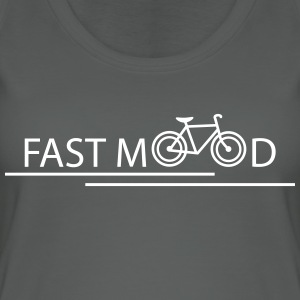 fast mood Tops - Women's Organic Tank Top