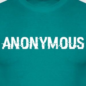 ANONYMOUS T-Shirts - Men's T-Shirt