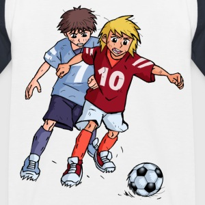 Manga Kicker Kids1 T-Shirts - Kinder Baseball T-Shirt