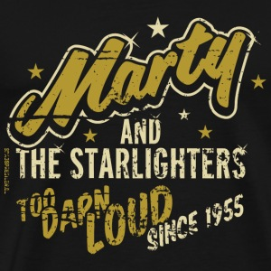 Marty and the Starlighters T-Shirts - Männer Premium T-Shirt
