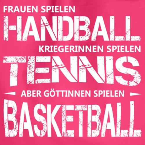 Göttinen spielen Basketball