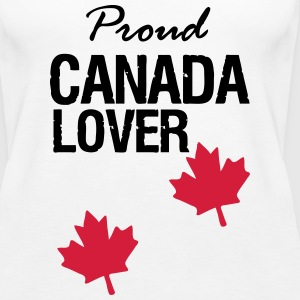 Canada Lover Tops - Frauen Premium Tank Top