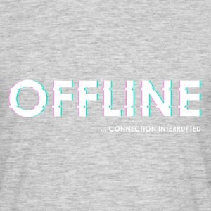 Offline connection - T-shirt Homme