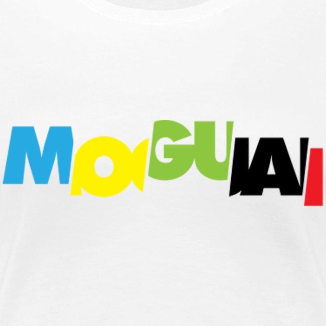"MOGUAI ""color-advanced"" Tee - Woman"