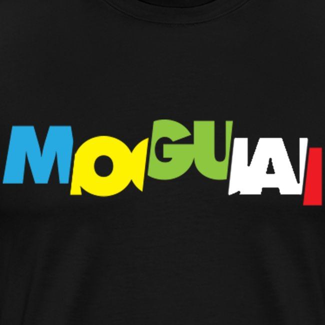 "MOGUAI ""color-advanced-black"" Tee"