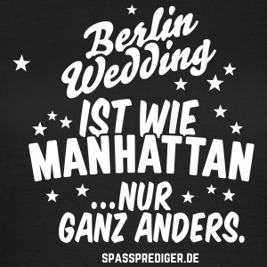 Berlin Wedding T-Shirts - Frauen T-Shirt
