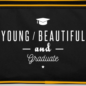 young and graduate Bags & Backpacks - Retro Bag