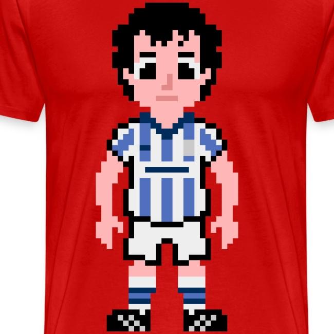 Barry Horne Pixel Art T-shirt