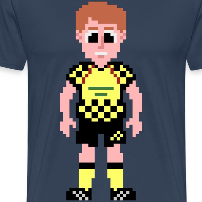 Duncan Shearer Pixel Art T-shirt