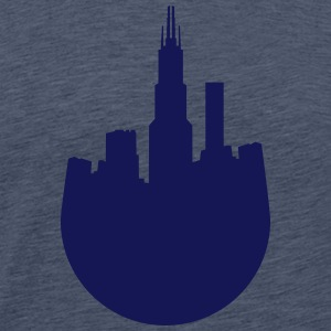 city T-Shirts - Men's Premium T-Shirt