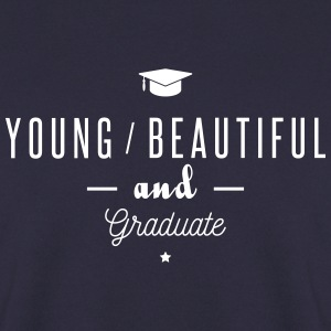 young and graduate Sweaters - Mannen sweater