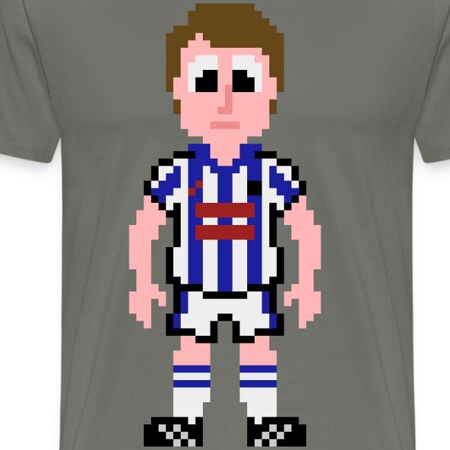 Dave Cowling Pixel Art T-shirt