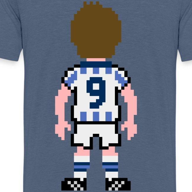 Marcus Stewart Double Print T-shirt