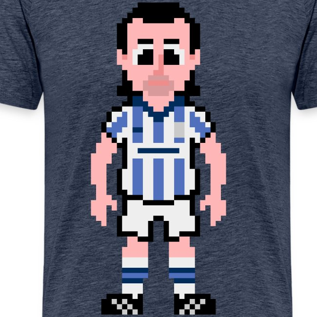Lee Richardson Pixel Art T-shirt