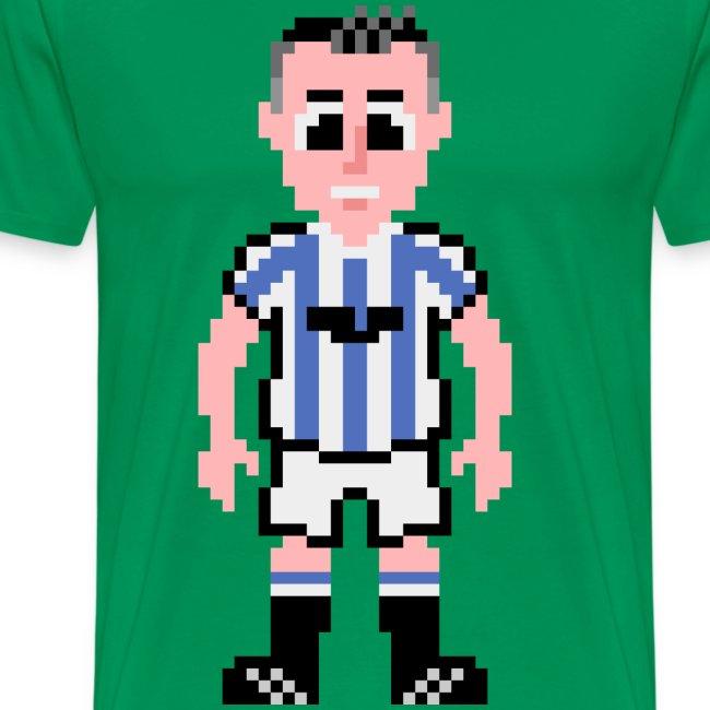 Rob Edwards Pixel Art T-shirt