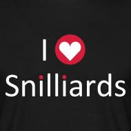 Design ~ Snilliards-shirt