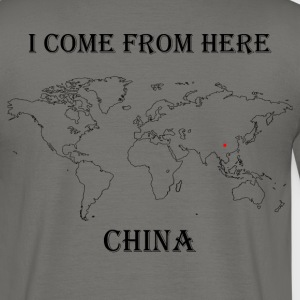 China - T-shirt Homme