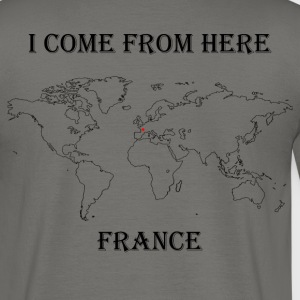 France - T-shirt Homme
