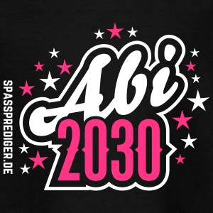 Abi 2030 T-Shirts - Teenager T-Shirt
