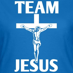 Team Jesus T-Shirts - Frauen T-Shirt