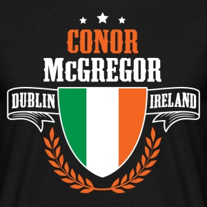 Connor McGregor T-Shirts - Men's T-Shirt