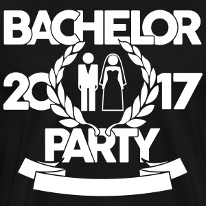 Bachelor Party 2017 Tee shirts - T-shirt Premium Homme