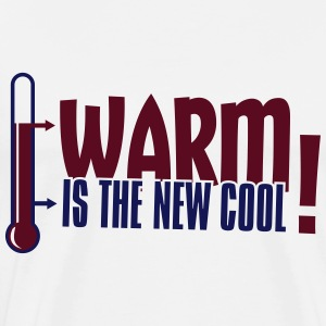 Warm Is The New Cool  T-Shirts - Men's Premium T-Shirt