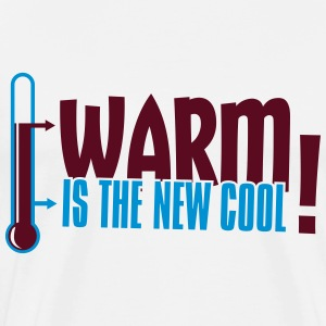 Warm Is The New Cool T-Shirts - Männer Premium T-Shirt