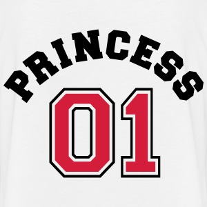 Princess 01 T-Shirts - Frauen Oversize T-Shirt