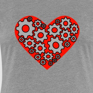 Love is complicated - Frauen Premium T-Shirt