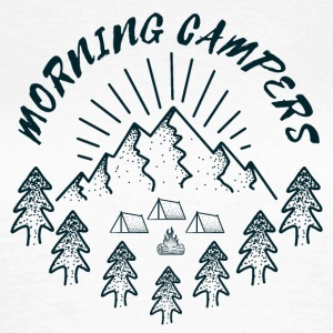 morning campers T-Shirts - Women's T-Shirt