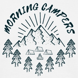 morning campers T-Shirts - Men's T-Shirt