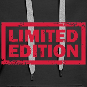 Limited Edition Label Pullover & Hoodies - Frauen Premium Hoodie