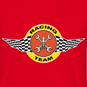 Racing Team 15 Tee shirts - T-shirt Homme