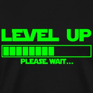 Level up - T-shirt Premium Homme
