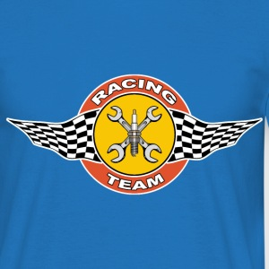 Racing Team 14 Tee shirts - T-shirt Homme