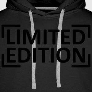 Limited Edition Label Pullover & Hoodies - Männer Premium Hoodie