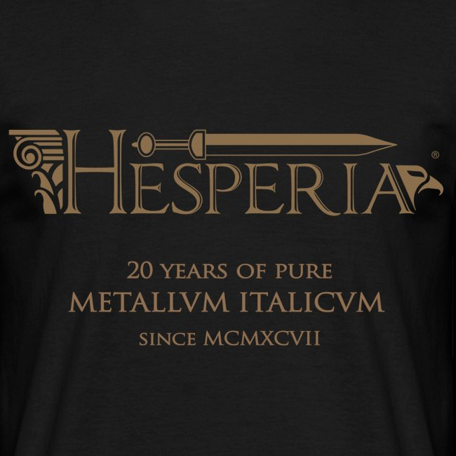 HESPERIA-20th Anniversary (type 1)