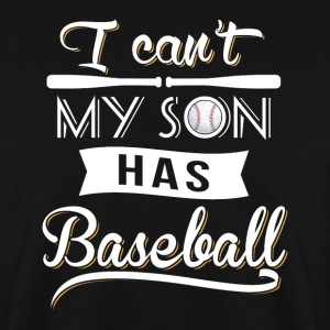 My Son has Baseball Pullover & Hoodies - Männer Pullover
