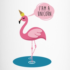 Flamingo Unicorn - I'am a Unicorn funny Shirt Tassen & Zubehör - Thermobecher