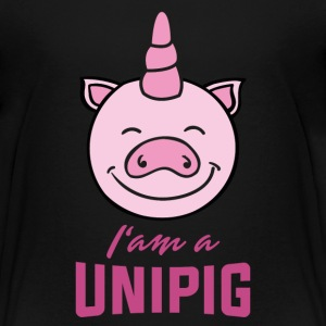 I'am a Unipig - Unicorn - Einhorn Schwein T-Shirts - Teenager Premium T-Shirt