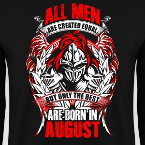 August - All men are created equal - EN Tröjor - Herrtröja