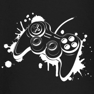 Gamepad Graffiti Baby Long Sleeve Shirts - Baby Long Sleeve T-Shirt