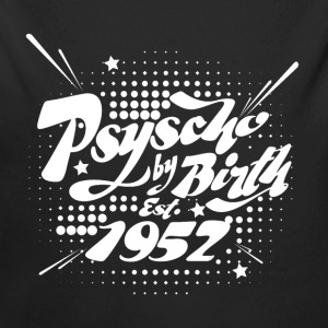 1952 Psyscho by Birth Baby Bodys - Baby Bio-Langarm-Body