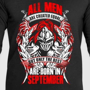 September - All men are created equal - EN Felpe - Felpa da uomo di Stanley & Stella