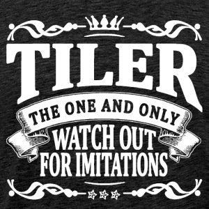 tiler the one and only T-Shirts - Men's Premium T-Shirt
