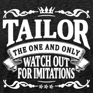 tailor the one and only T-Shirts - Men's Premium T-Shirt
