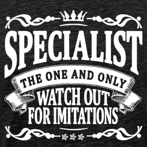 specialist the one and only T-Shirts - Men's Premium T-Shirt