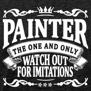 painter the one and only T-Shirts - Men's Premium T-Shirt