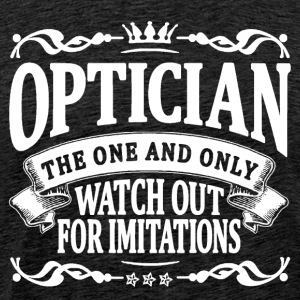 optician the one and only T-Shirts - Men's Premium T-Shirt